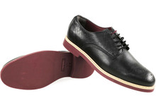 Signature Brogue - Black