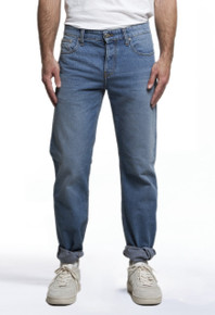 Mud Relax Fred Organic Jeans - Heavy Stone