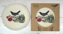 Blackbird Bamboo Plate