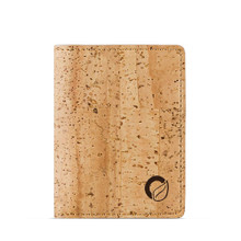 Cork wallet - Light Brown