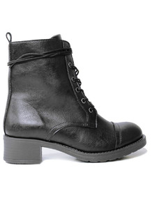 Aviator V2 Boots - Black