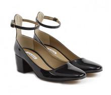 Mia Heel - Patent Black
