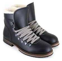 Vegetarian Shoes Vegan Caribou boot - Black