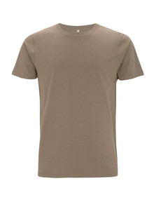 Organic T-shirt - Walnut