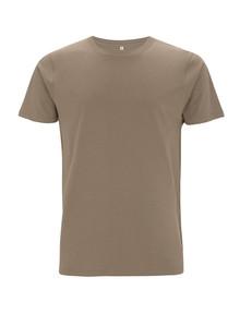 Organic T-shirt - Walnut