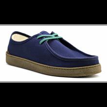 Socrates Shoe - Marine Blue