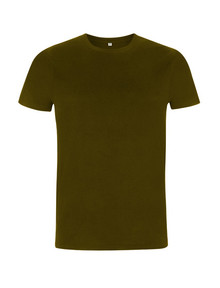Organic Cotton T - Khaki