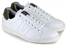Kemp Sneaker - White / Olive
