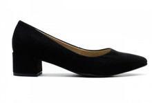 Malu Block Heel - Black