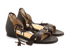 Roxy Sandal - Brown