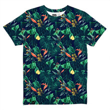 Stockholm T - Jungle Print