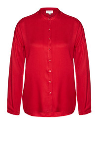 Anke Shirt - Scarlet Red