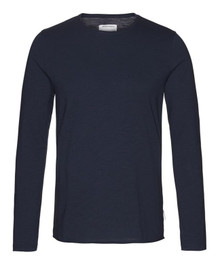 Jost Long Sleeve - Navy Blue