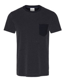 Jamie Dots T - Dark Navy