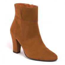 Bline Heeled Boot - Camel