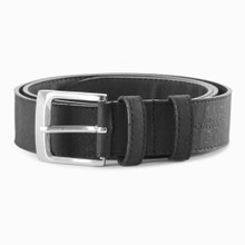 Mens Cork Belt 35mm - Black