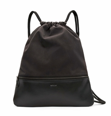 Dory Bag - Recycled Canvas Black