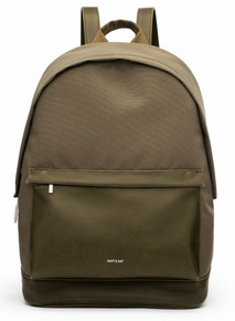 Munich Bag (Large) - Recycled Canvas Olive