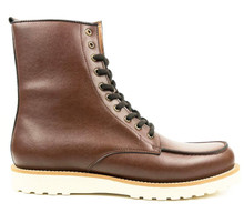 High Rig Boots - Brown