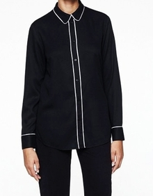 Annika Shirt - Black