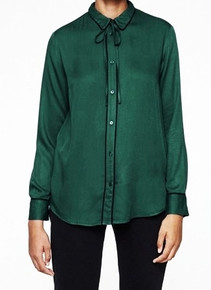 Annika Shirt - Green