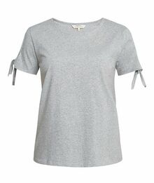 Emery Top - Grey Melange