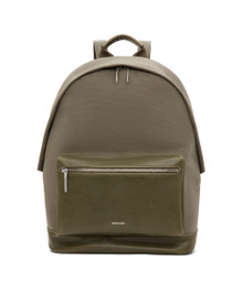 Bali Large - Recycled Canvas - Olive