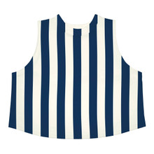 Namsos Top - Big Stripes / Off White