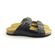 Mens Toria Sandal - Black