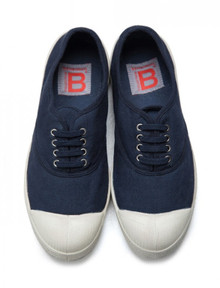 The Iconic Lace Up - Navy