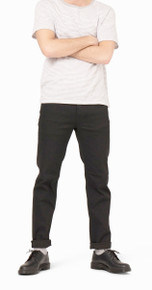 Regular Dunn Jean - Dip Dye Black