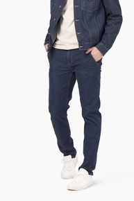 Mud Dunn Chino Organic Jeans - Strong Blue