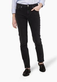 Mud Stretch Mimi Organic Jeans - Stone Black
