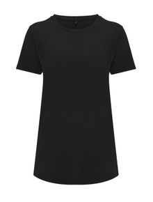 EcoVero T (Womens) - Black