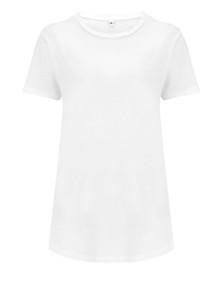 EcoVero T (Womens) - White
