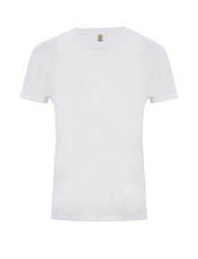 Recycled Classic Fit T - Melange White