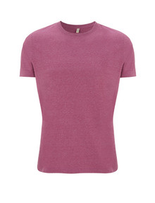 Recycled Classic Fit T - Melange Plum
