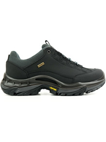Waterproof Hiking Shoes (Womens) - Black