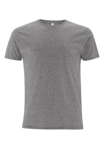 Organic Yarn Effect T (Mens) - Black Twist
