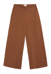 Kaylaa Lyocell Trousers - Maroon