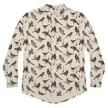 Dedicated Shirt Dorothea - Autumn Birds