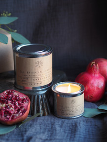 Soy Wax Candle - Utility Tin / Christmas Eve