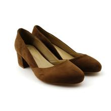 Calypso Heel - Hazelnut