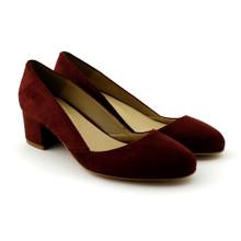 Calypso Heel - Terracotta