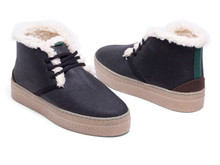 Vandana Trainer - Black / Gum (Winter Version)