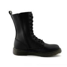 Workers Playtime Kouprey Vegan Zip Boot - Black and Black
