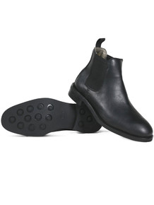 Waterproof Chelsea Boots (Womens) - Black