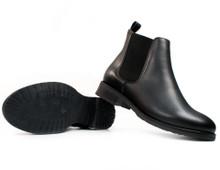Luxe Smart Chelsea Boots - Black
