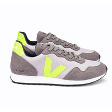 SDU Rec BMesh (Mens) - Silver / Fluoro Yellow