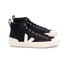 Nova HighTop (Mens) - Black Pierre